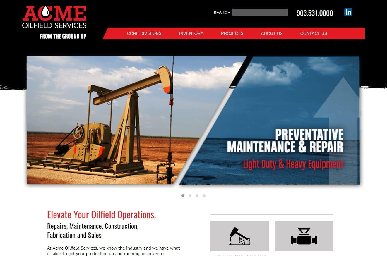 Acme Oilfield Services