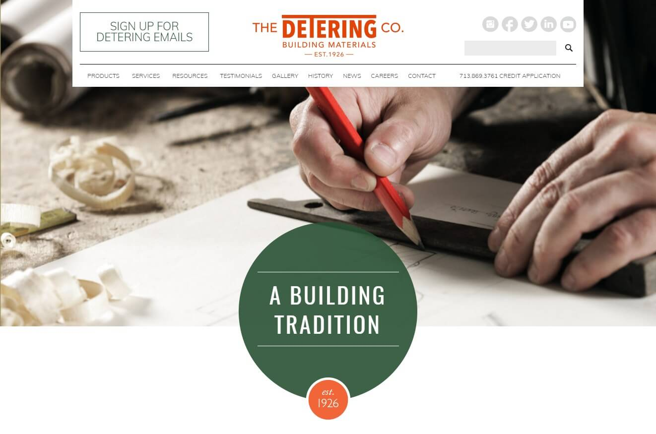 The Detering Company