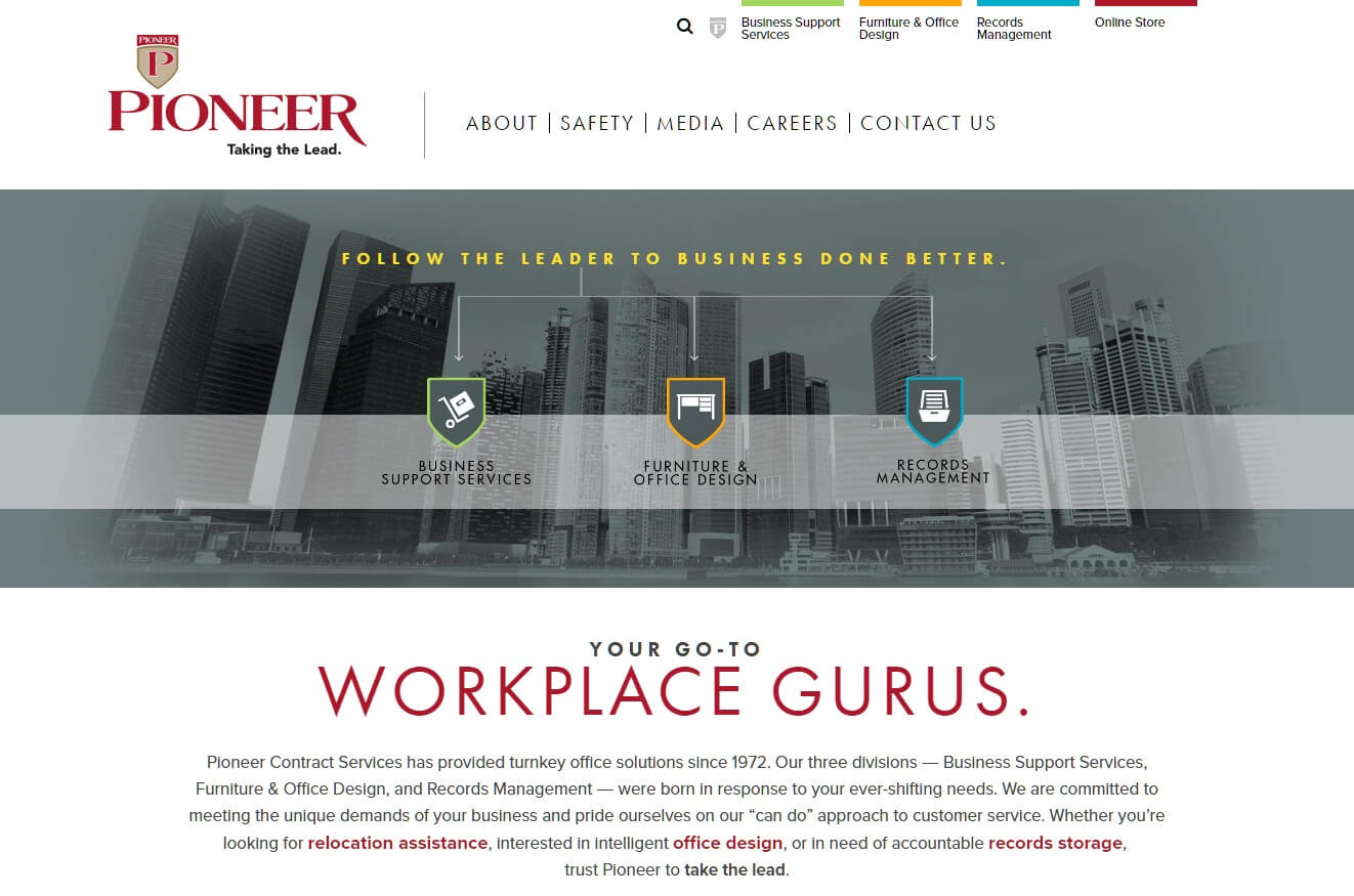 Pioneer Contract Services