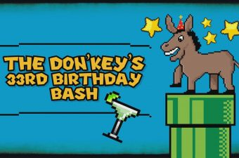 The Don'Key Birthday Bash